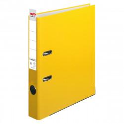 Šanón pákový A4 Herlitz 5cm žltý maX.file