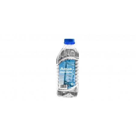 ILUSTRAČNÉ FOTO Destilovaná voda 1 liter