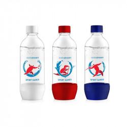Fľaša SodaStream JET red 1L