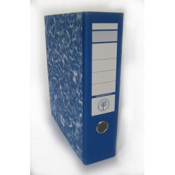 Šanón pákový A4 8cm modrý