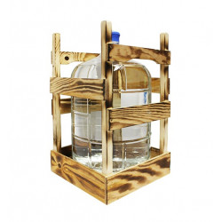 Barel - nádoba na pitnú vodu 18,9 litra, SKLO v prepravke