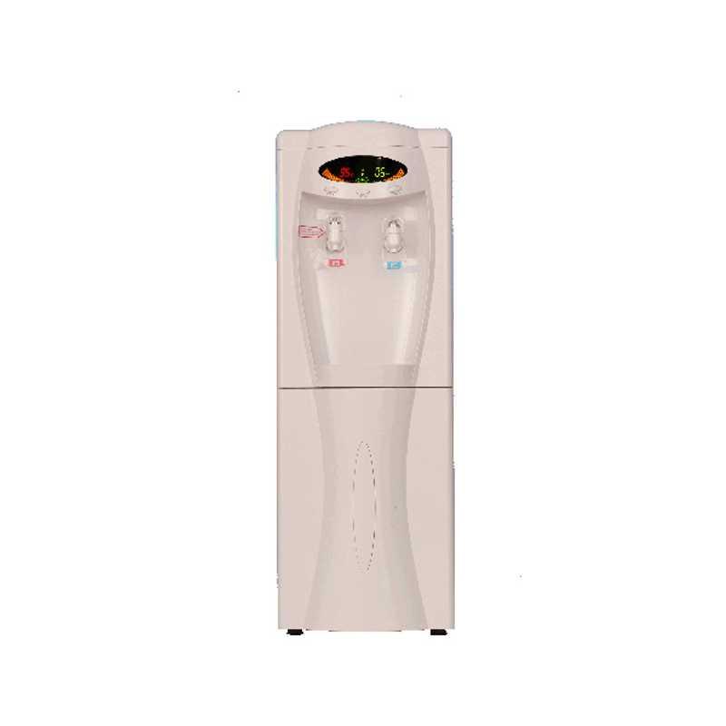 Kompresorový digitálny lesklý biely výdajník vody SA208DW2T