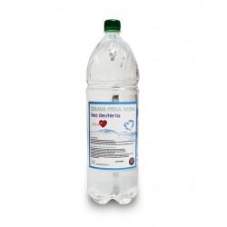 Voda bez DEUTÉRIA na pitie 2l