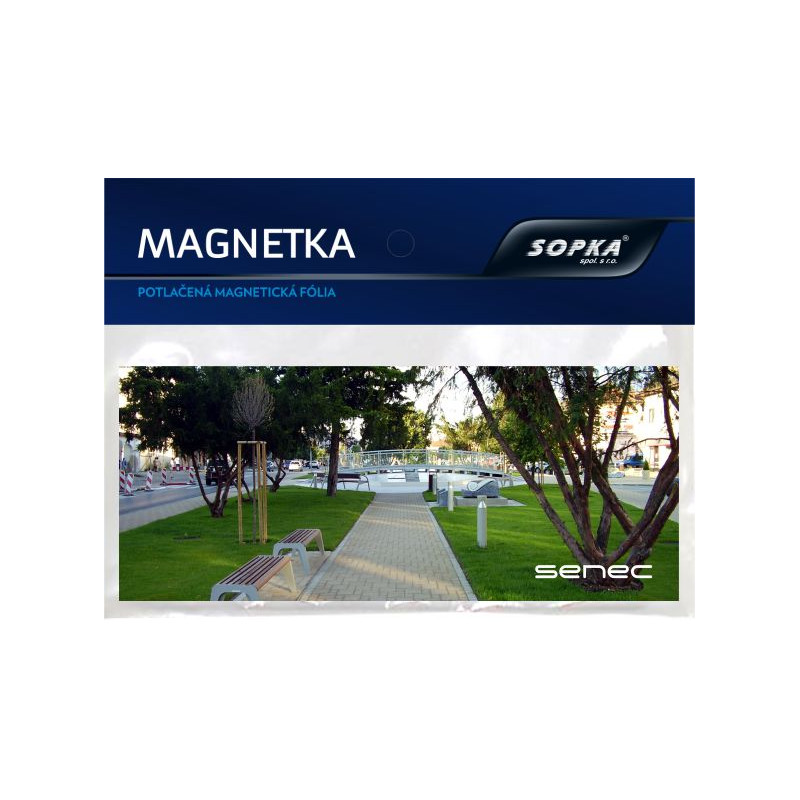 Magnetka SENEC č.115