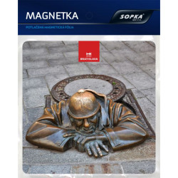 Magnetka BRATISLAVA č.241