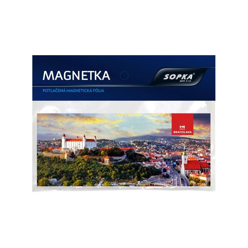 Magnetka BRATISLAVA č.148