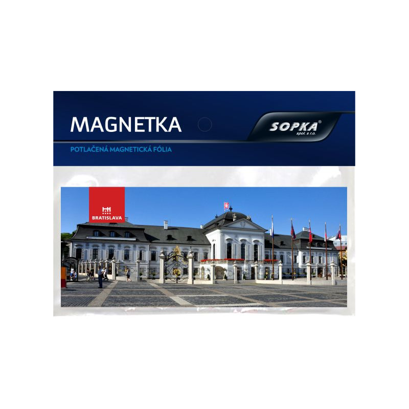 Magnetka BRATISLAVA č.142