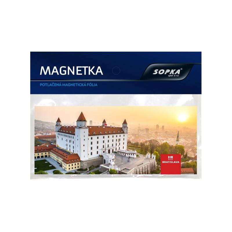 Magnetka BRATISLAVA č.134
