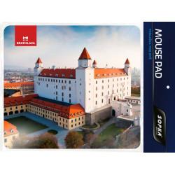 Darčeková podložka pod myš Bratislava č.132