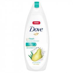 DOVE 250ml pear and aloe...