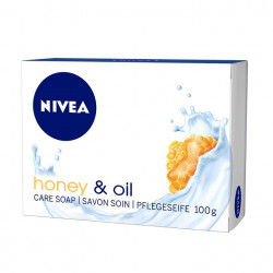 Mydlo Nivea 100g Honey and oil