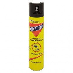 Chemotox proti lietajucemu...