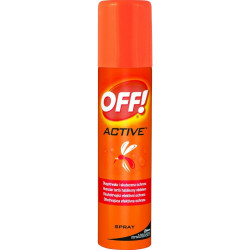 OFF active spray  100ml