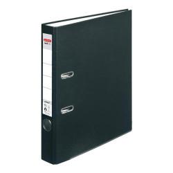 Šanón pákový A4 Herlitz 5cm čierny maX.file